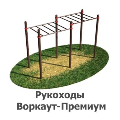 02-02-07-0001 Рукоходы Воркаут-Премиум