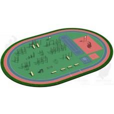 Арт.02-05-02-0005, Спортивная Площадка СП ВФСК-5, 76мм=889.400р, 89мм=974.850р, 108мм=1.076.950р.