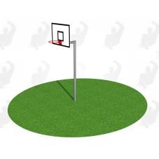 Арт.02-07-0004, Игровое оборудование СВС-98 (Стойка баскетбольная уличная), цена: 31.800р.