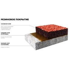 Арт.02-09-0001, Покрытие  спортивное напольное резиновое Воркаут РП-10, цена: 2.000р-кв.метр.